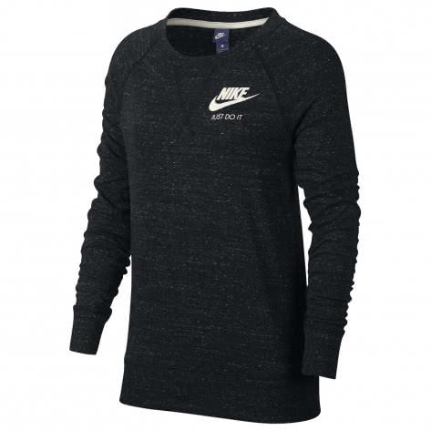 Nike Damen Pullover Gym Vintage Crew 883725