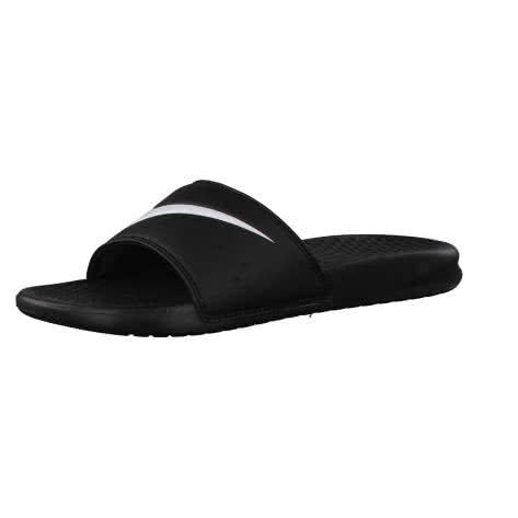 Nike Herren Badelatsche Benassi Swoosh 312618