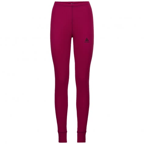 Odlo Damen Hose Pants WARM 2er-Pack 193031-30257 L sangria | L