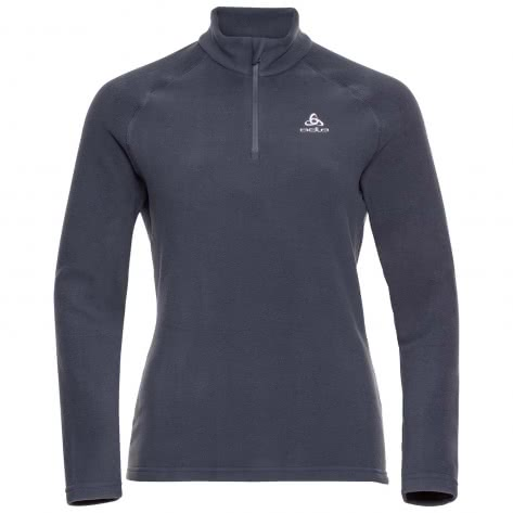 Odlo Damen Langarm Shirt Midlayer 1/2 zip BERNINA 592851