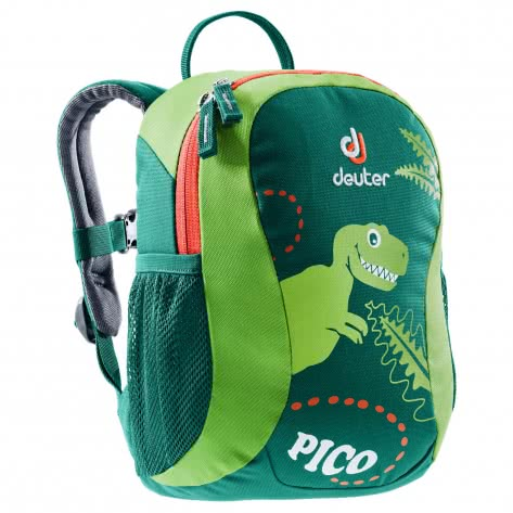Deuter Kinder Rucksack Pico 36043-2234 alpinegreen-kiwi | One size
