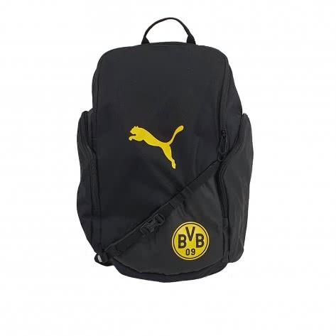 Puma Rucksack Borussia Dortmund BVB Liga Backpack 075691-01 One size Puma Black-Cyber Yellow | One size