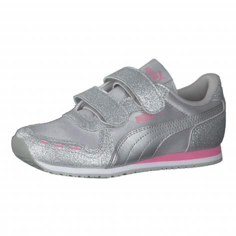 Puma Kinder Sneaker Cabana Racer Glitz V PS 370985