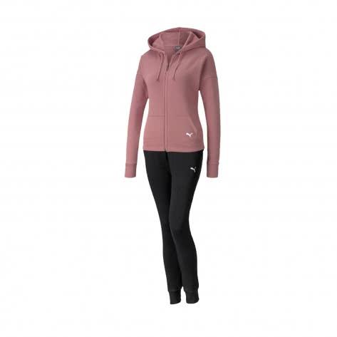 Puma Damen Trainingsanzug Clean Sweat Suit CL TR 844876