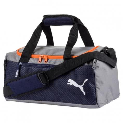 Puma Unisex Sporttasche Fundamentals Sports Bag XS 075526-02 One size Peacoat-Firecracker | One size