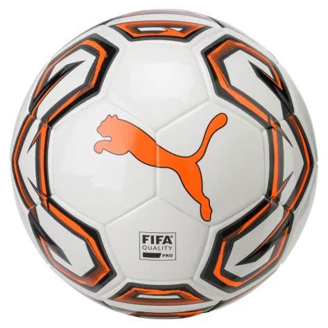 Puma Fussball Futsal 1 FIFA Quality Pro 082972-01 4 Puma White-Shocking Orange-Puma Black | 5