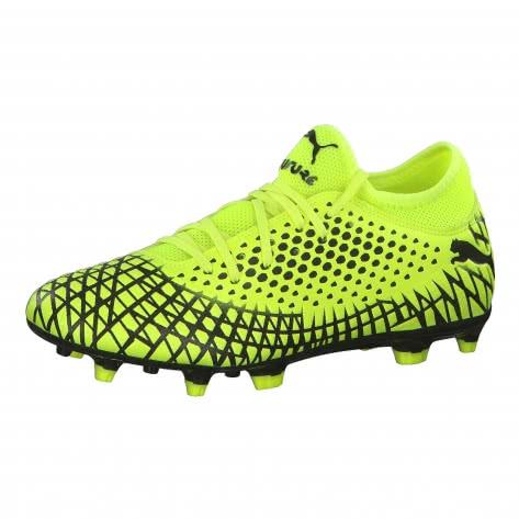 Puma Herren Fussballschuhe FUTURE 4.4 FG/AG 105613-03 42.5 Yellow Alert-Puma Black | 42.5