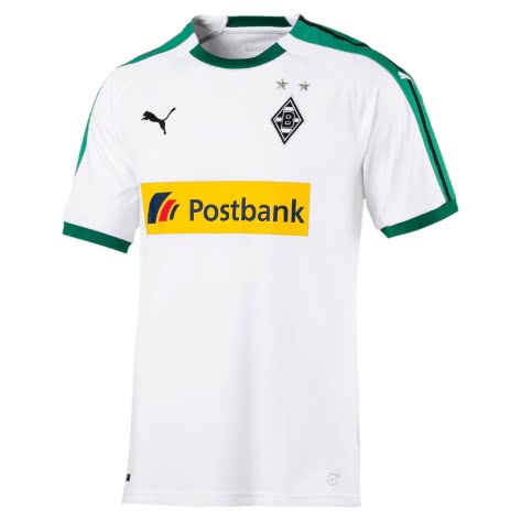 Puma Herren Borussia Mönchengladbach Home Trikot 18/19 753451
