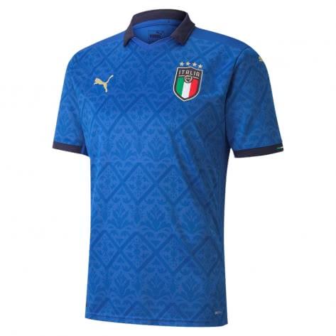 Puma Herren Italien Trikot Home Shirt Replica 2020/21 756468