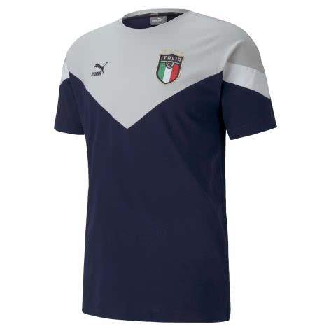 Puma Herren T-Shirt Italien FIGC Iconic MCS Tee 756660