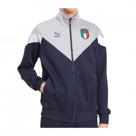 Puma Herren Trainingsjacke Italien FIGC Iconic MCS Track Jkt 756659