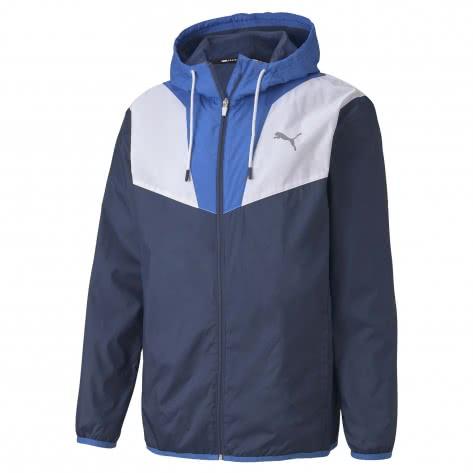 Puma Herren Trainingsjacke Reactive Woven Jacket 518980