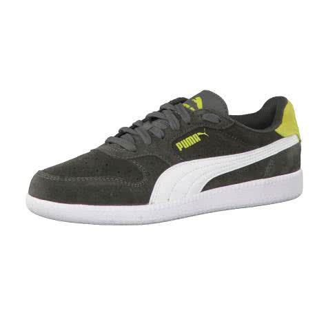 Puma Jungen Sneaker Icra Trainer SD Jr 358885 Dark Shadow Puma White Größe 36,37,37.5,38,38.5,39