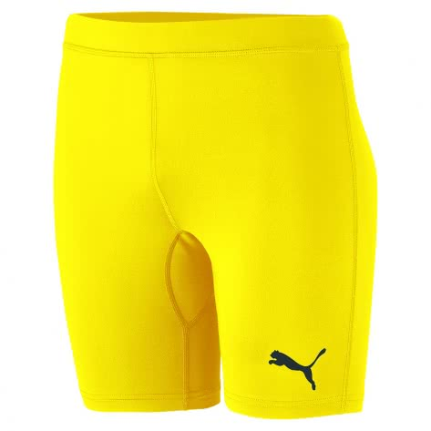 Puma Kinder Tight Liga Baselayer Short Tight Jr 655937