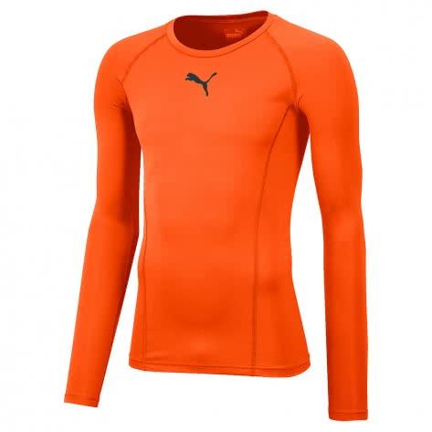 Puma Herren Kompressionsshirt Liga Baselayer Tee LS 655920
