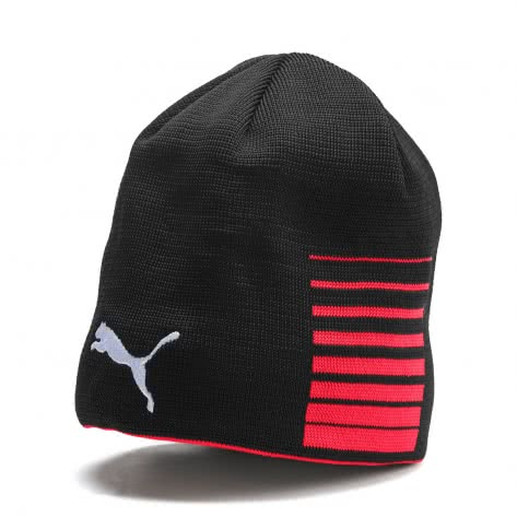 Puma Mütze LIGA Reversible Beanie 022357-01 One size Puma Red-Puma Black | One size