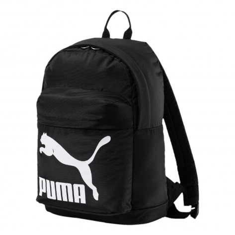 Puma Rucksack Originals Backpack 074799-01 Puma Black | One size