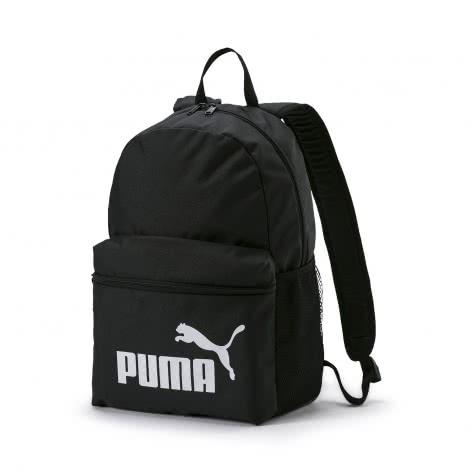 Puma Unisex Rucksack Phase Backpack 075487-01 One size Puma Black | One size