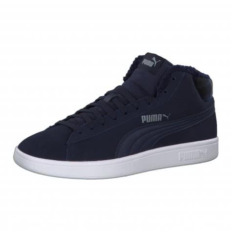 Puma Unisex Sneaker Puma Smash v2 Mid WTR 366810-02 44.5 Peacoat-Peacoat | 44.5