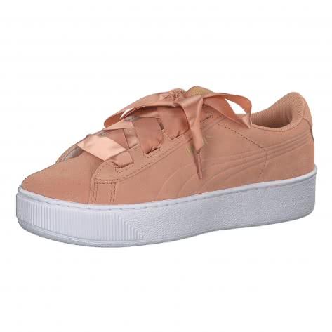 Puma Mädchen Sneaker Vikky Platform Ribbon Jr 367642