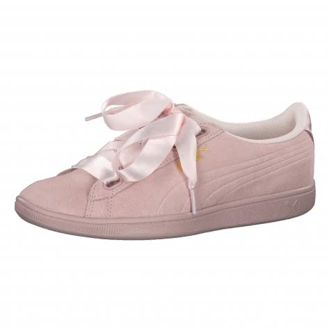 Puma Damen Sneaker Vikky Ribbon S 366416-03 38.5 Pearl-Pearl | 38.5