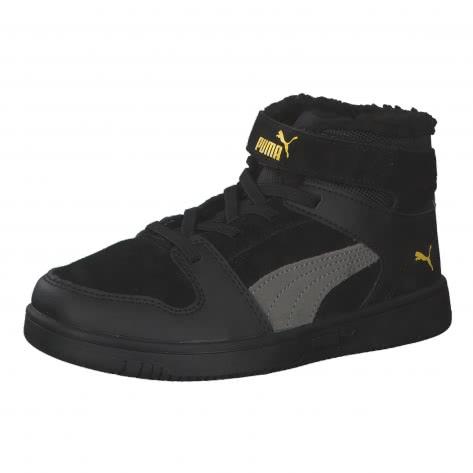 Puma Kinder Sneaker Rebound Layup Fur SD V PS 370498