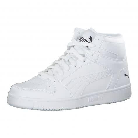 Puma Unisex Sneaker Rebound LayUp SL 369573-03 47 Puma White-Puma Black | 47