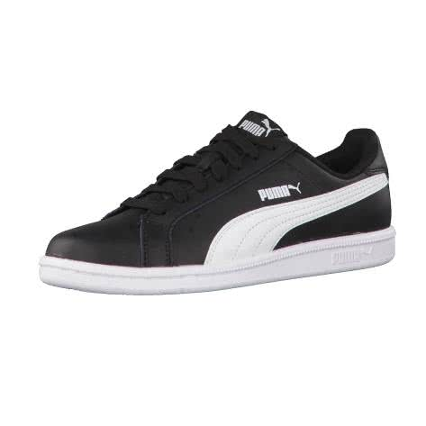 Puma Kinder Sneaker Smash FUN L Jr 360162 Puma Black-Puma White Größe: 38.5
