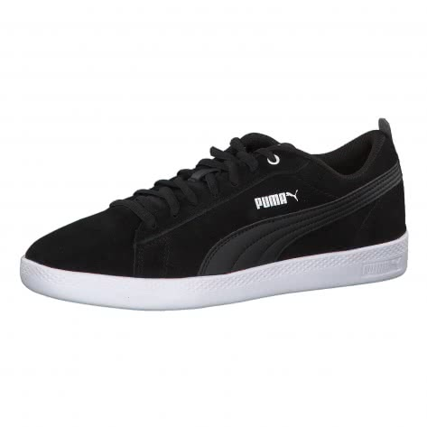 Puma Damen Smash Platform SD Sneaker, Schwarz Black Black 01, 37.5 EU