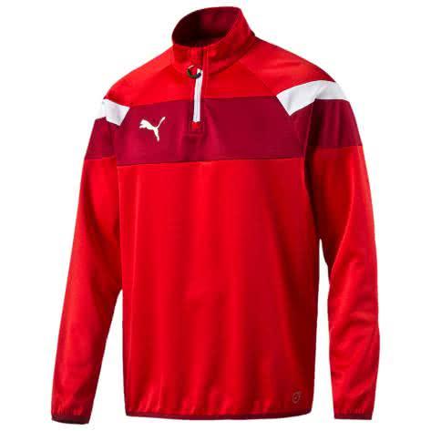 hot sale online e7311 06212 Puma Herren Sweatshirt Spirit II 1/4 Zip Training Top 654657 |  cortexpower.de