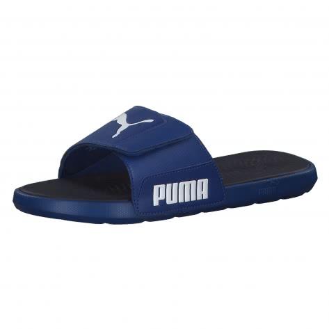 Puma Herren Badeschlappen Starcat Tech 372024-01 38 Galaxy Blue/Puma White | 38