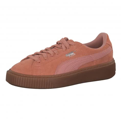 Puma Damen Sneaker Suede Platform Animal 365109