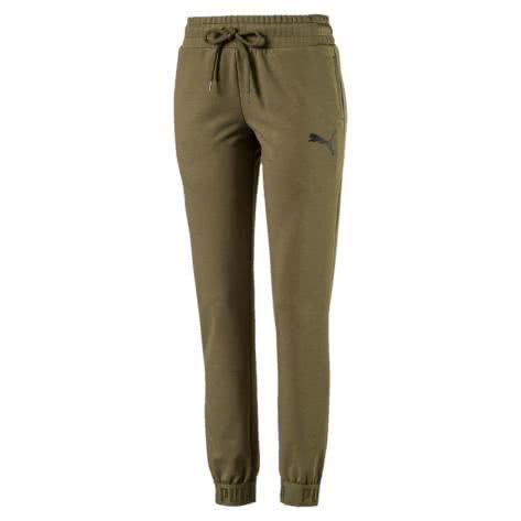 Puma Damen Trainingshose URBAN SPORTS Sweat Pants W 593992-14 L Olive Night | L