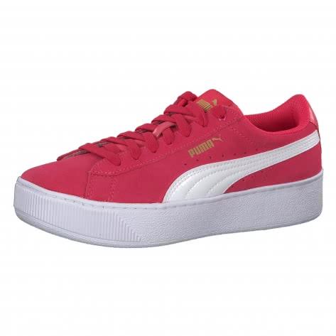 Puma Mädchen Sneaker Vikky Platform Jr 366485 Paradise Pink Puma White Größe 36,37,37.5,38,38.5,39