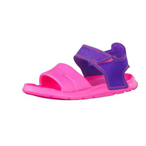 Puma Kinder Sandale Wild Sandal Injex Inf 362607 Knockout Pink Electric Purple Größe 20,22,23,24,25,27