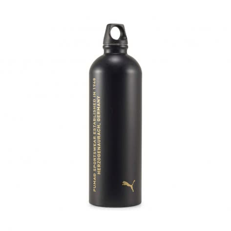 Puma Trinkflasche TR Stainless Steel Bottle 053868-01 Puma Black | One size