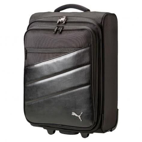 Puma Reisetasche Team Trolley Bag 072373-01 Black | One size