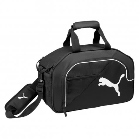 Puma Medizintasche Team Medical Bag 072374-01 Black-White | One size