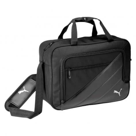 Puma Umhängetasche Team Messenger Bag 072375-01 Black | One size