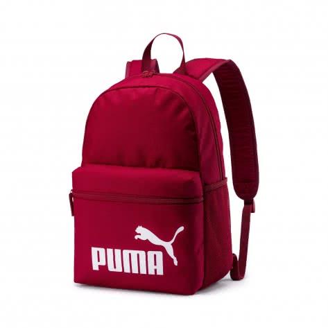 Puma Unisex Rucksack Phase Backpack 075487-35 One Size Rhubarb | One size