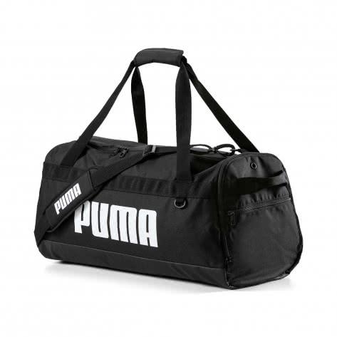 Puma Sporttasche Challenger Duffel Bag M 076621-01 Puma Black | One size