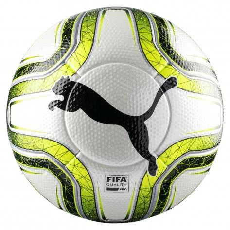 Puma Fussball FINAL 1 Statement 082895-01 5 Puma White-Lemon Tonic-Puma Black | 5