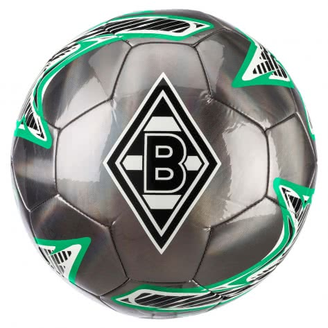 Puma Borussia Mönchengladbach Fussball BMG One Laser Ball 083270-04 3 Puma Black-Bright Green-Bright White | 3