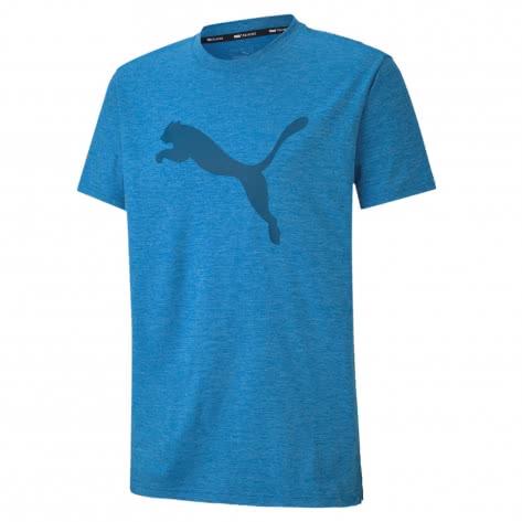 Puma Herren T-Shirt Heather Cat Tee 518382
