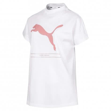 Puma Damen T-Shirt NU-TILITY Tee 580085