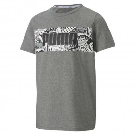 Puma Jungen T-Shirt Alpha Graphic Tee 581268
