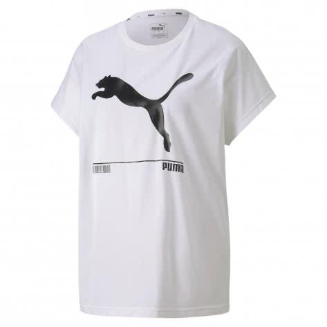 Puma Damen T-Shirt Nu-tility Tee 581371