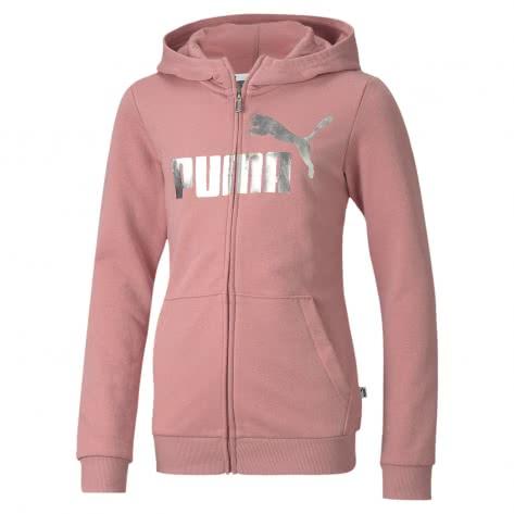 Puma Mädchen Kapuzenjacke ESS+ Hooded Sweat Jacket G 582558