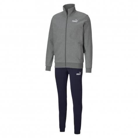 Puma Herren Sweatanzug Clean Sweat Suit 583598