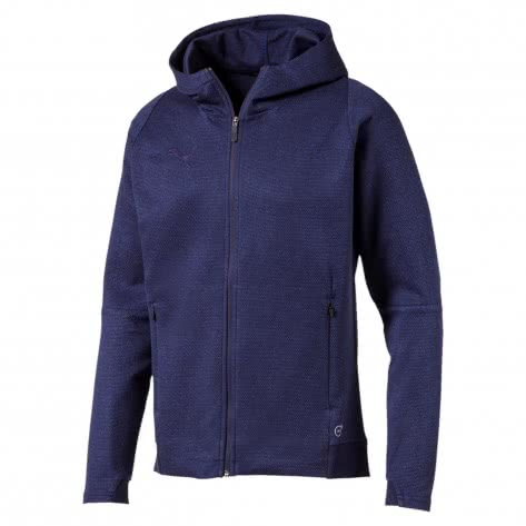 Puma Herren Sweatjacke Final Casuals Hooded Jacket 655294